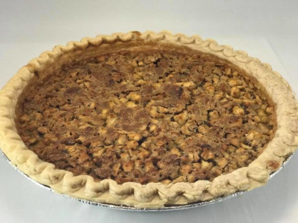 gourmet caramel apple pecan pie