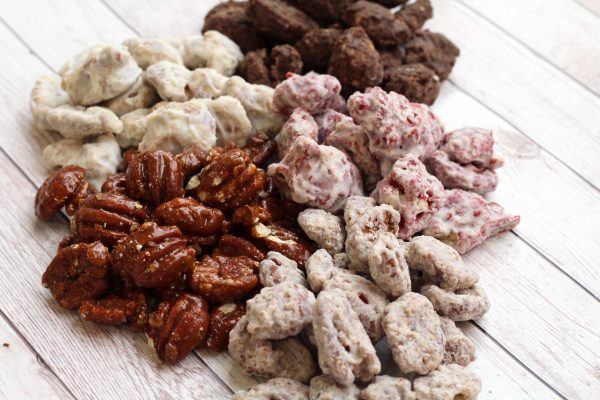gourmet pecans party tray