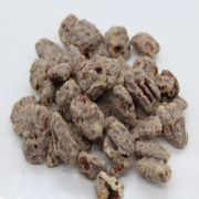 spice covered pecans