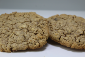 gourmet apple cinnamon cookies